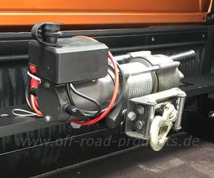VW Amarok Ladeflächen-Seilwinde