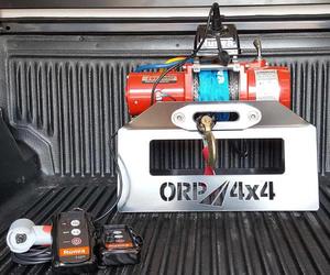 Seilwinden Kit für Pickup-Ladefläche