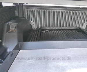 Ladeflaechenauszug heavy duty ford ranger 5