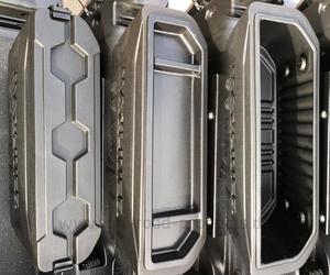 Maxliner sidebox mit halterung ford ranger 4