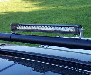 Kombibar ford ranger mit scheinwerfer osram 3
