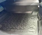 Gummi Fußmatten Set Wildtrak Ford Ranger DC