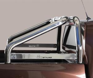 Überrollbügel 76mm mit Querbalken Nissan Navara NP300