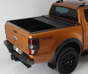 Alu Roll in Cover Ford Ranger DC ohne Überrollbügel