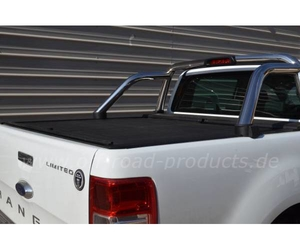 Alu Roll in Cover Ford Ranger DC mit Überrollbügel