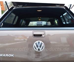 VW Amarok Kantenschutz für Heckklappe