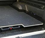 Antirutschmatte für Ladeflächenauszug HD Nissan Navara