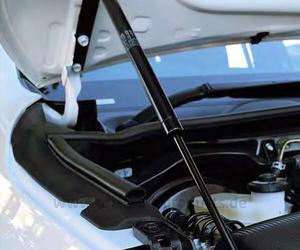 Motorhaubenlift EZ Up Mitsubishi L200