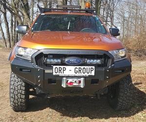 Windenstoßstange Ford Ranger