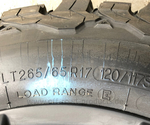 Brock b 265 65r17 bf g komplettraeder ford ranger 1