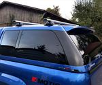 Dachträger für Alpha Hardtop Type E+ VW Amarok
