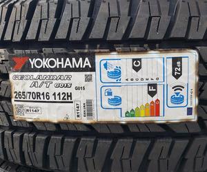 Yokohama 265 70r16 112h 2