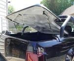 Laderaumabdeckung Sport Lid Rubicon VW Amarok