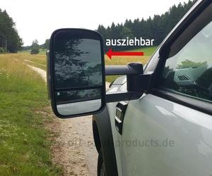 Clearview Spiegelset VW Amarok