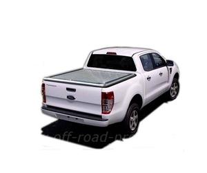 Laderaumabdeckung Ford Ranger EXC in silber