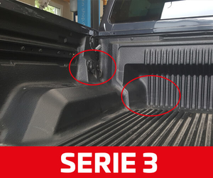 Ford ranger serie 3