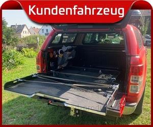 Ladeflaechenauszug heavy duty ford ranger 6