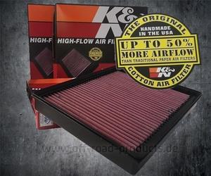 K&N Filter Ford Ranger ab 2019