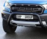 Rammschutzbügel Edelstahl oder Schwarz Ford Ranger RAPTOR 2019+
