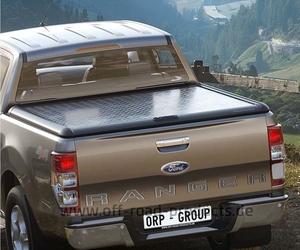 Laderaumabdeckung Mountain Top Ford Ranger DC