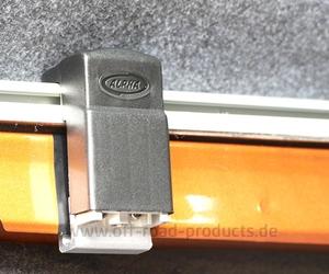Ford ranger alpha hardtop type e  klammer detailshot