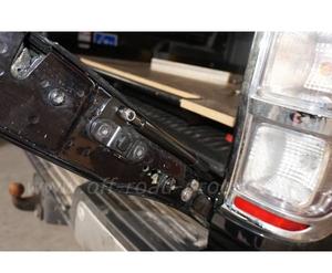 Ford prolift heckklappe montiert