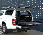 Mitsubishi fleetrunner hardtop 8