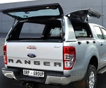 Hardtop fleetrunner opened