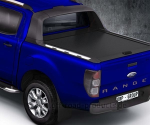 Alu Roll in Cover Ford Ranger Wildtrak DC