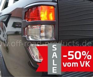 Scheinwerferumrandungen Ford Ranger bis 08/2015