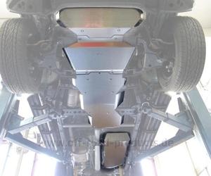 Unterfahrschutz Ford Ranger Raptor ab 2019