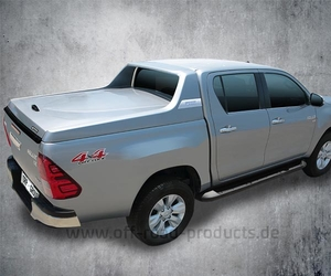 Toyota hilux sportcover
