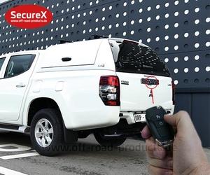 Heckklappenverriegelung SecureX Mitsubishi L200 ab 2019+