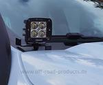 Bonnet Cubes - Motorhauben Lampen