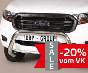 Rammschutzbügel Ford Ranger 2019+ B-Ware