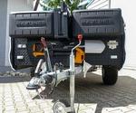 Fiskars carrier ford ranger trailer