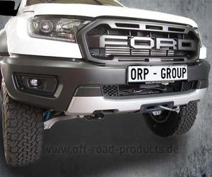 Seilwindenanbau Ford Ranger Raptor