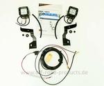 Bonnet cubes motorhaubenlampe serie2 lieferumfang
