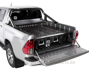 Decked Schubladensystem Toyota Hilux