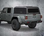 Hardtop rsi evo adventure jeep gladiator 1