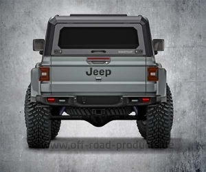 Hardtop rsi evo adventure jeep gladiator 2