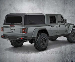 Hardtop rsi evo adventure jeep gladiator 3