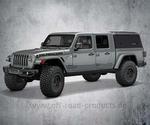 Hardtop rsi evo adventure jeep gladiator 4