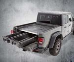 Decked schubladensystem jeep gladiator