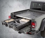 Decked schubladensystem jeep gladiator 1