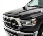 Motorhaubenwindabweiser schwarz dodge ram 1500