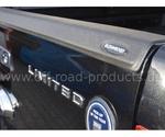 Kantenschutz Ford Ranger Heckklappe mit Hardtop