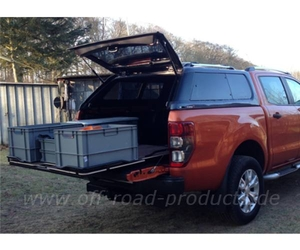 Ladeflächenauszug Medium-Duty Ford Ranger