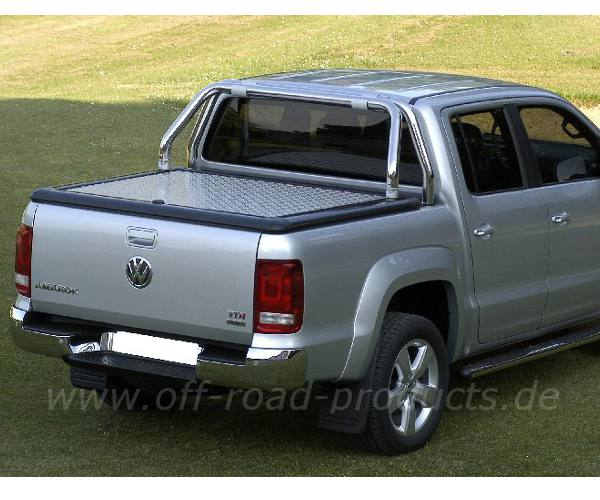 laderaumabdeckung in silber vw amarok orp group. Black Bedroom Furniture Sets. Home Design Ideas