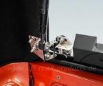 Ford ranger werk hardtop seitenfenster innen